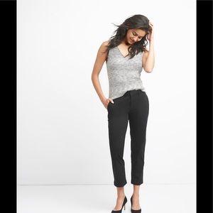 NWT Gap Slim City Crop Pants Sz 6